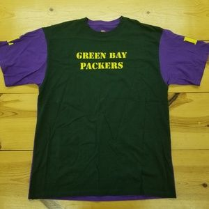 Vintage Green Bay Packers NFL T Shirt. AMAZING!